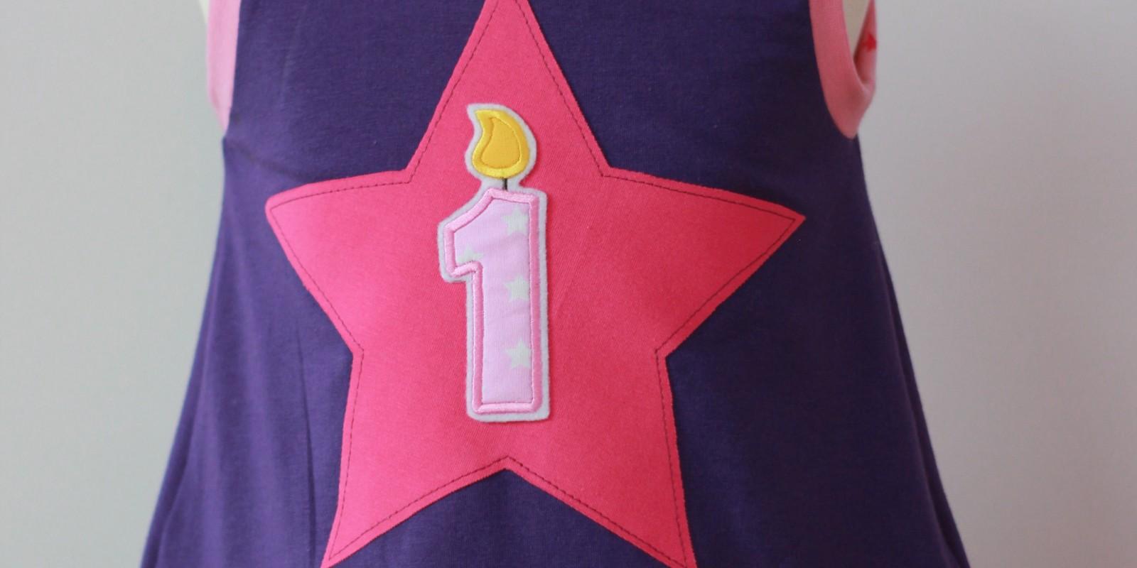 Ein Geburtstagskleid